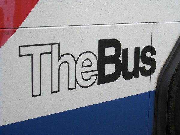 Oahu: TheBus