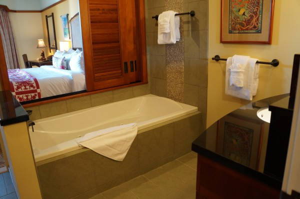 Aulani bathroom