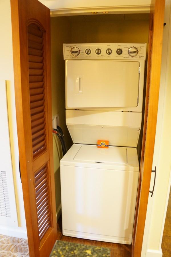 AULANI:アウラニの乾燥機付き洗濯機