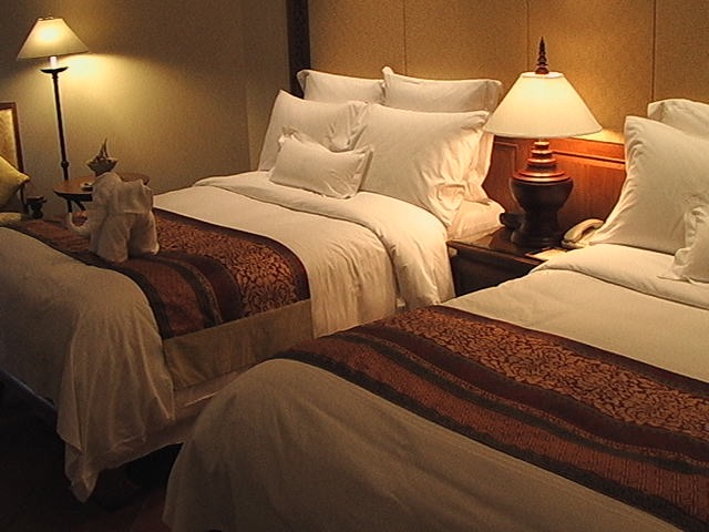 mariotto Phuket bed